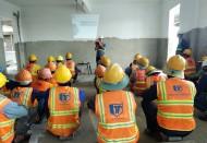 TPS Thành Phong tổ chức huấn luyện an toàn lao động định kỳ