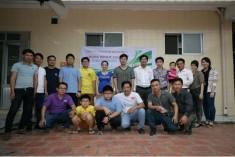 Đoàn Từ Thiện Công Ty đi thăm Cơ Sở Nuôi Dạy Trẻ Em Khuyết Tật Thiên Phước – Huyện Củ Chi.