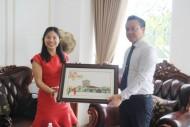 Bank Of Singapore thăm và làm việc với TPS Thành Phong