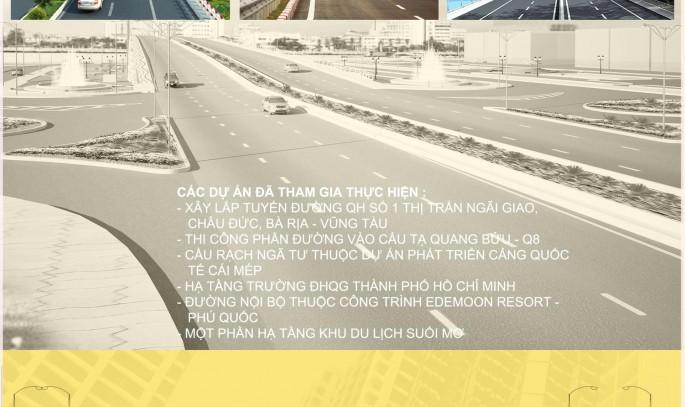 Cầu đường - hạ tầng