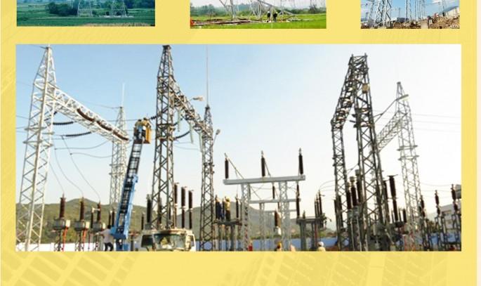 Xây lắp lưới điện